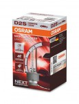 Ксеноновая лампа D2S Ксенарк Night Breaker Laser +200% 35W 66240XNL Osram