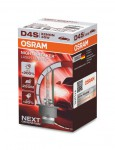 Ксеноновая лампа D4S Ксенарк Night Breaker Laser +200% 35W 66440XNL Osram