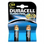 Батарейка TURBO LR06/AA упак. 2шт.  Duracell
