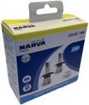 Светодиоды H4 6500K  Range Performance LED 18032 NARVA