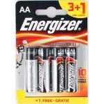 Батарейка LR06/AA, BL3+1 ПРОМО Energizer Max POWER SEAL
