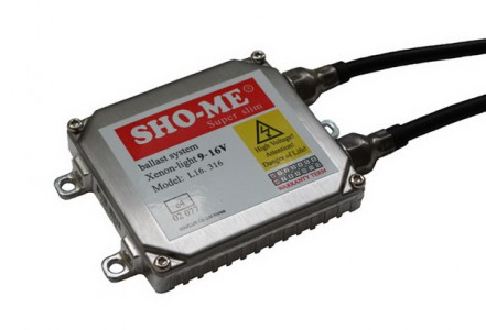 Блок розжига SHO-ME Super slim (24V)
